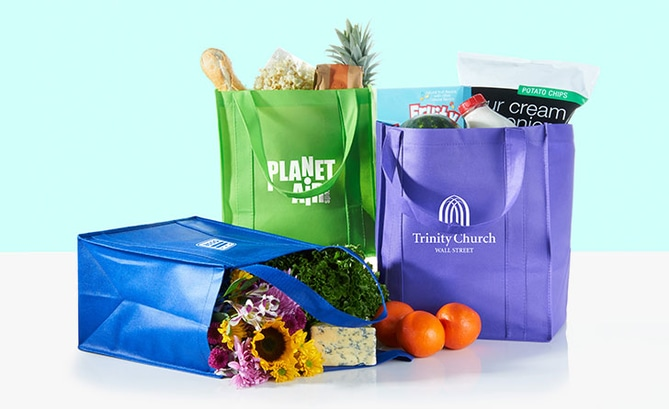 Why Do Companies Purchase Reusable Bags Online?